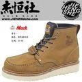 款326棕 淺棕 紅專櫃正品戶外鞋工作鞋大頭鞋情侶鞋 MACK馬克