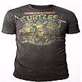 Teenage Mutant Ninja Turtles Group Distressed 忍者龜 短T/Anvil/Hanes/Gildan/T-shirt.Com
