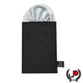 【極品西服】完美禮讚‧注目口袋巾-淺灰色_半圓(YH001)