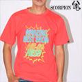 【SCORPION】美式風格字母短袖T恤