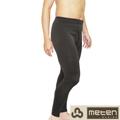 【METEN】精典時尚彩色內刷毛衛生褲~3件組(隨機取色)