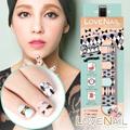 【LOVE NAIL】造型系列持久指甲油貼-浪漫紀念日