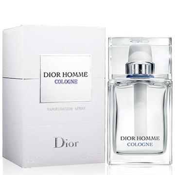 Christian Dior迪奧DIOR HOMME COLOGNE清新淡香水(75ml)