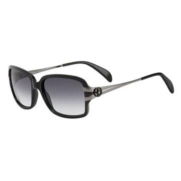 ARMANI-時尚太陽眼鏡(黑色)GA776S