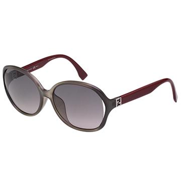 FENDI -時尚太陽眼鏡 (灰色)FF0032FS