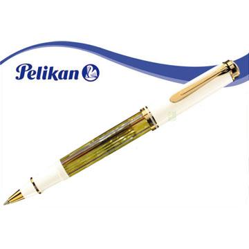 百利金R601乳白鋼珠筆
