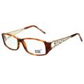 萬寶龍MONTBLANC-時尚光學眼鏡(琥珀色)MB263