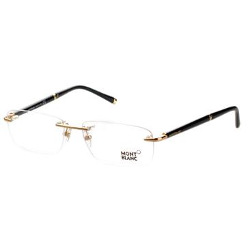 萬寶龍 MONTBLANC-時尚光學眼鏡(共3色)MB374