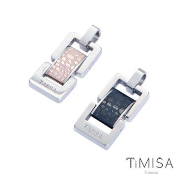 TiMISA《浪漫告白-大》純鈦鍺墜飾
