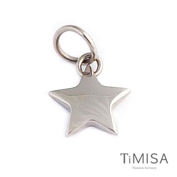 TiMISA《幸運星》純鈦墜飾