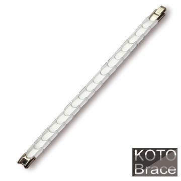 【KOTO】白雪戰士精密陶瓷手鏈(C-2181W)