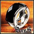 ARES 『暗黑之月』夾式耳扣 【單顆販售】 【潮流限量商品】