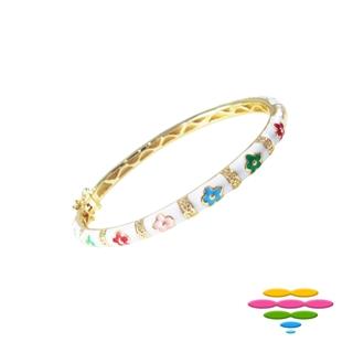 彩糖『Baby 初生之喜系列』Doris 糖瓷系列 手環 FOR MAMI (白)HAG-B01