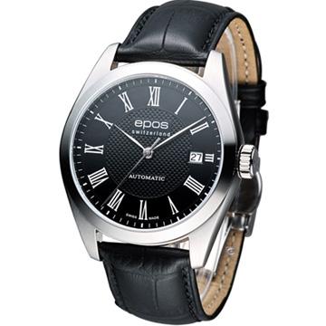 3411.131.20.25.25FB 愛寶時 epos Originale 時尚空間紳士機械錶