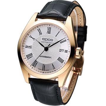 3411.131.24.28.25FB 愛寶時 epos Originale 時尚空間紳士機械錶