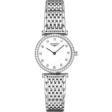 LONGINES 嘉嵐系列限量鑽錶 L42410806