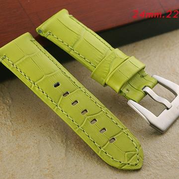 Panerai 沛納海 代用 進口高級短款錶帶( 26mm.24mm.22mm )