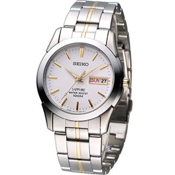 7N43-0AR0KS 精工 SEIKO 經典大三針紳士腕錶