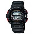 G-SHOCK 越野戰士潮流數位錶-黑-G-9000-1V