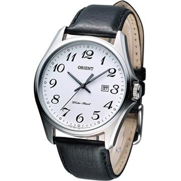 FUNF2008W 東方 ORIENT 時尚指標 紳士錶
