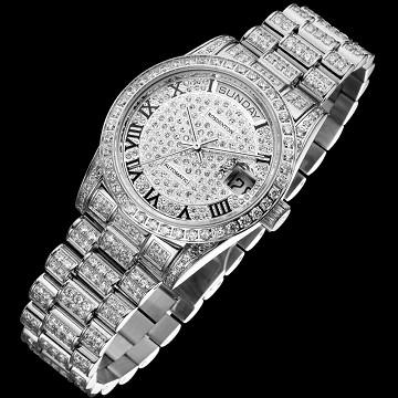 RN勞斯丹頓【97626MB-A3榮耀時光】腕錶