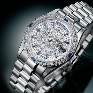 RN勞斯丹頓【97233MC-A4 傳世】腕錶