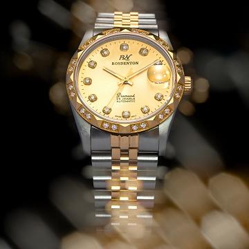 RN勞斯丹頓【RK6685MTG-2G 18K金 】腕錶