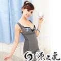【源之氣】竹炭托胸調整型內衣2件 RM-10070