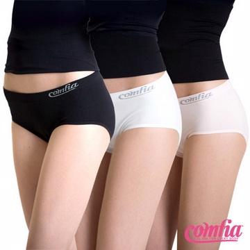 TV熱銷英國COMFIA康裴亞 無痕3D提臀內褲超值3件組(S號)