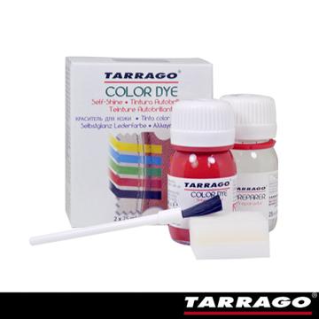 TARRAGO 皮革布料染色劑(紅紫色系列)---染劑皮革打亮皮鞋染劑布料保養皮革染色皮包染色皮革皮包