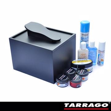 【TARRAGO塔洛革】木質腳踏收納盒