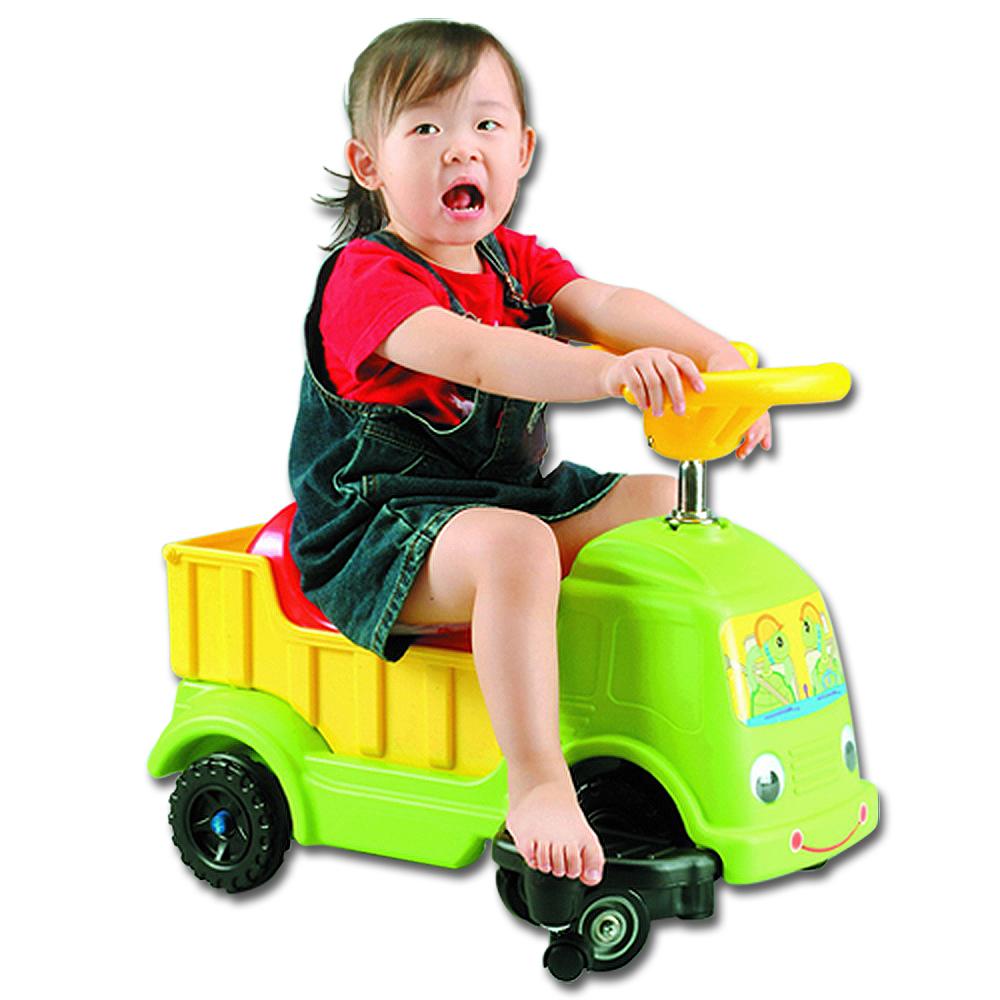 《寶貝樂》可愛扭扭小卡車