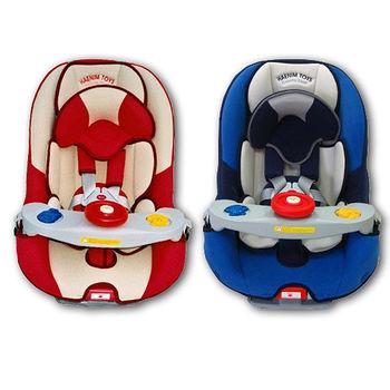 【MIT台灣童車】方向盤音樂汽車座椅_JD