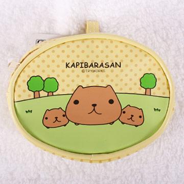 Kapibarasan 水豚君票卡零錢包(二款)