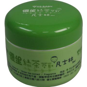 優生綠茶萃取凡士林50ml
