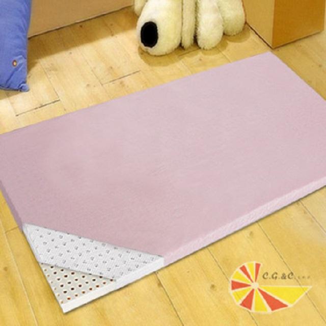 【凱蕾絲帝】純天然《馬來西亞》乳膠嬰兒床墊 (小)