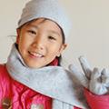 【CoFeel酷咖絨】咖啡混紡兒童時尚保暖三件組_灰色