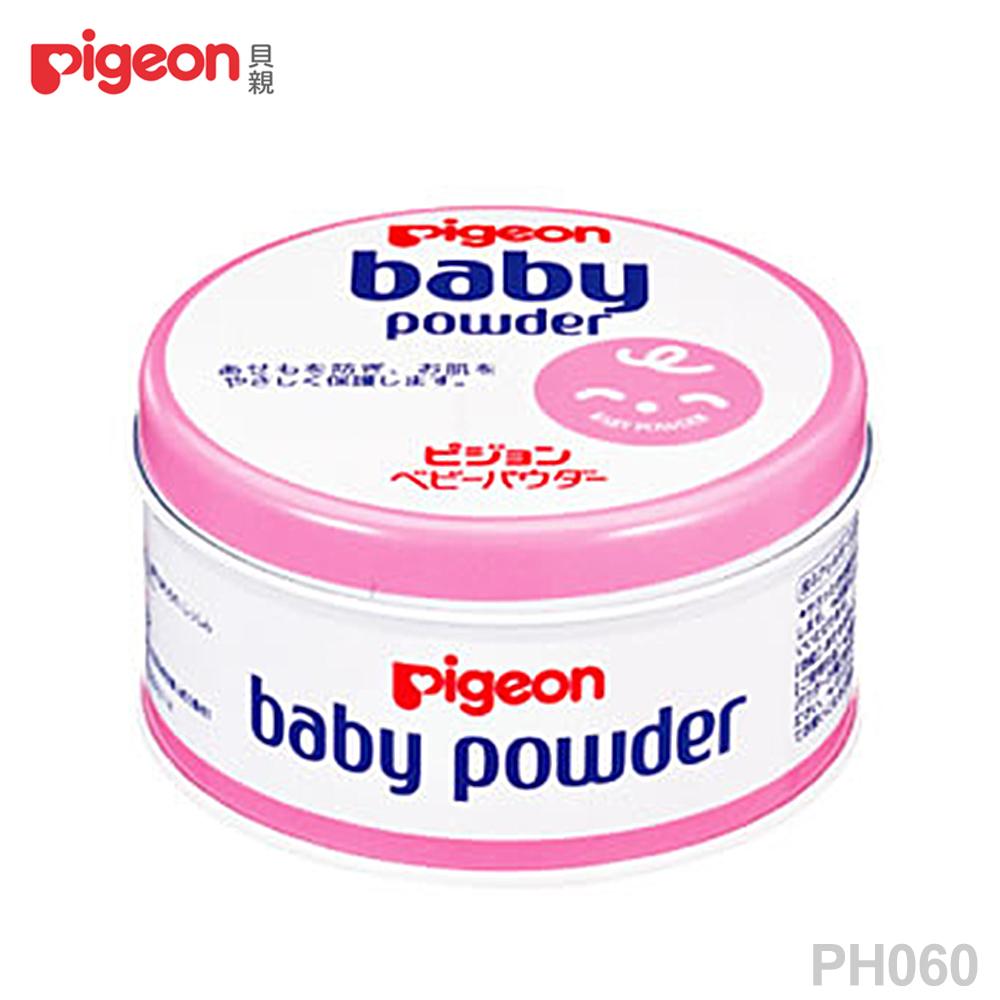 日本《Pigeon 貝親》嬰兒爽身痱子粉
