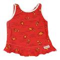 Imse Vimse游泳泳衣-紅色小魚