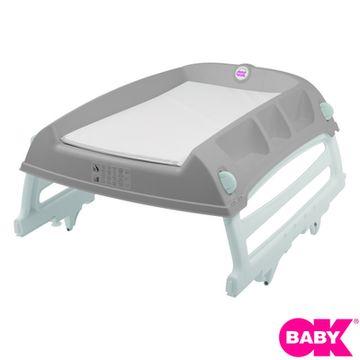 Okbaby pchome - Table a langer adaptable sur baignoire ...