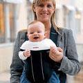 BABY BJORN 抱嬰袋-專用圍兜二入(3色選擇)