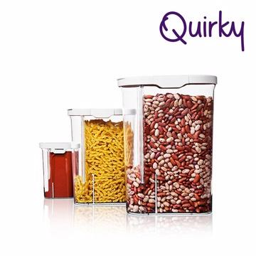 巧趣Quirky 定量食物保存罐組 SILO