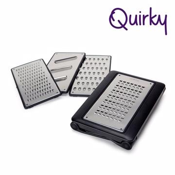 巧趣Quirky 多用途刨絲器 GRIP GRATER