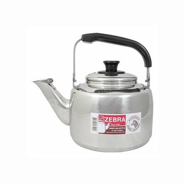 斑馬牌不銹鋼笛音茶壺3.5L