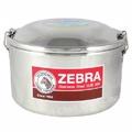 ZEBRA斑馬牌雙層圓形便當盒12cm