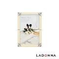 日本 LADONNA Bridal 幸福花嫁 白色戀人相框4x6 MJ36-P-WH