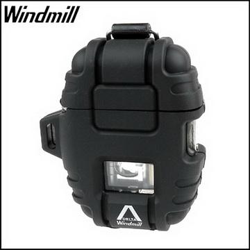 【Windmill】DELTA-瓦斯打火機(黑色款)