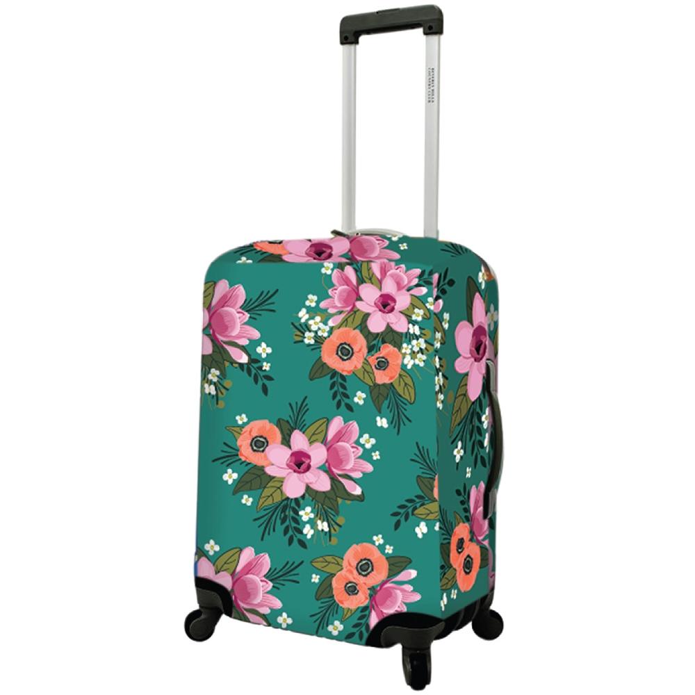 DQ 20吋行李箱套(花漾綠)