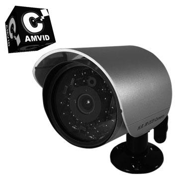 CAMVID 21顆LED燈紅外線CCD半球型監視器