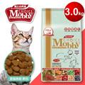 莫比Mobby‧鹿肉+鮭魚 愛貓無穀配方3kg